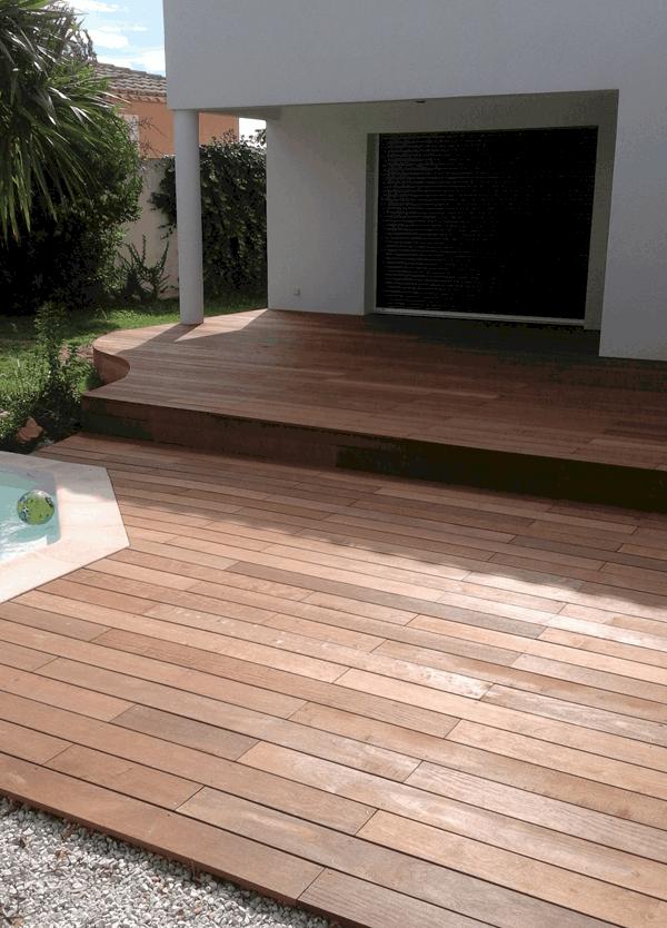 Constructeur De Terrasses Bois Montpellier